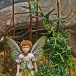 Ivy, Faery Finger & Heart's Ease Fairy